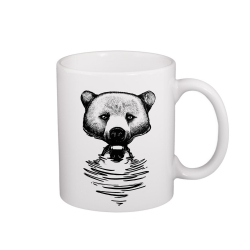Medvěd - hrneček