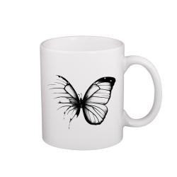 Motýl - hrneček