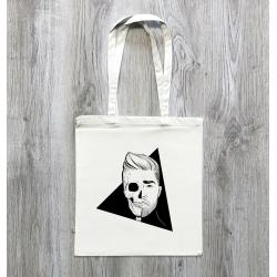 Lebka - přírodní taška