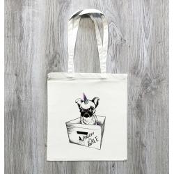 Unicorn - přírodní taška
