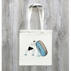Crossfit 2 - přírodní taška