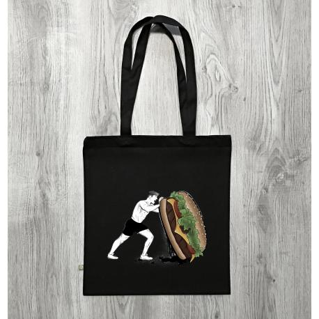 Crossfit 3 - černá taška
