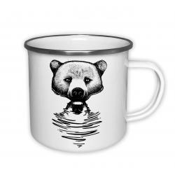 Medvěd - plecháček