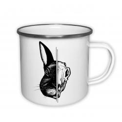 Zajíc - plecháček