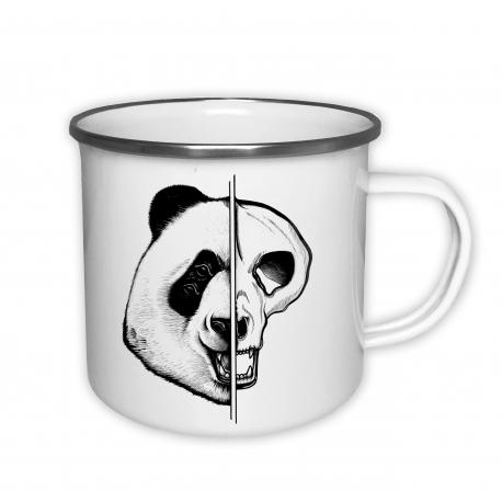 Panda - plecháček
