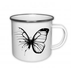 Motýl - plecháček